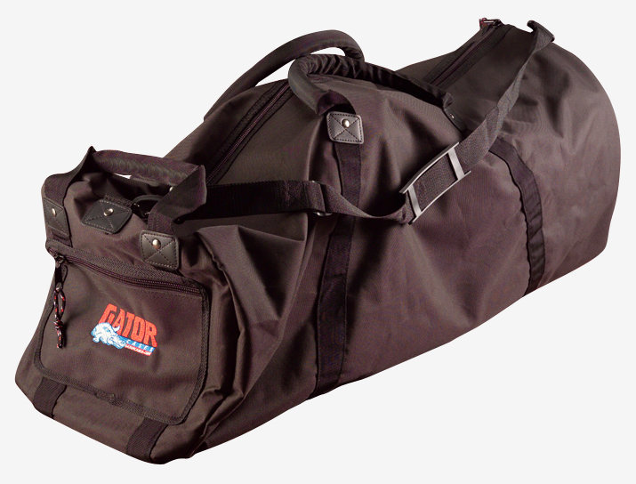 View larger image of Gator Drum Hardware Bag with Wheels - 14 x 36