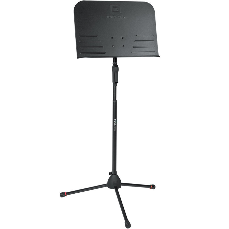View larger image of Gator Frameworks Deluxe Tripod Sheet Music Stand