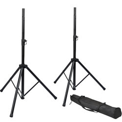 Gator Frameworks Rok-It Speaker Stands - Pair