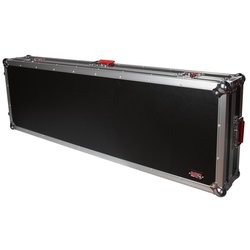 Gator G-TOUR-88V2 88 Note Road Case - with Wheels