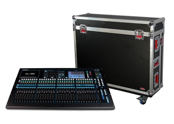View larger image of Gator G-Tour Doghouse Style Case For A&h QU32 Mixer
