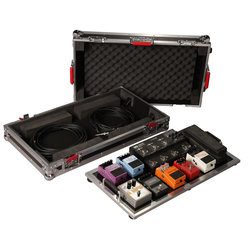 Gator G-Tour Pedal Board with Wheels - Large