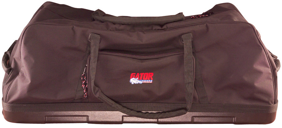 View larger image of Gator Hardware Bag with Wheels and Molded Bottom - 14 x 36
