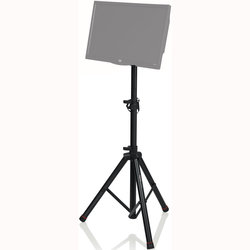 Gator Heavy-Duty Adjustable Media Tray Stand