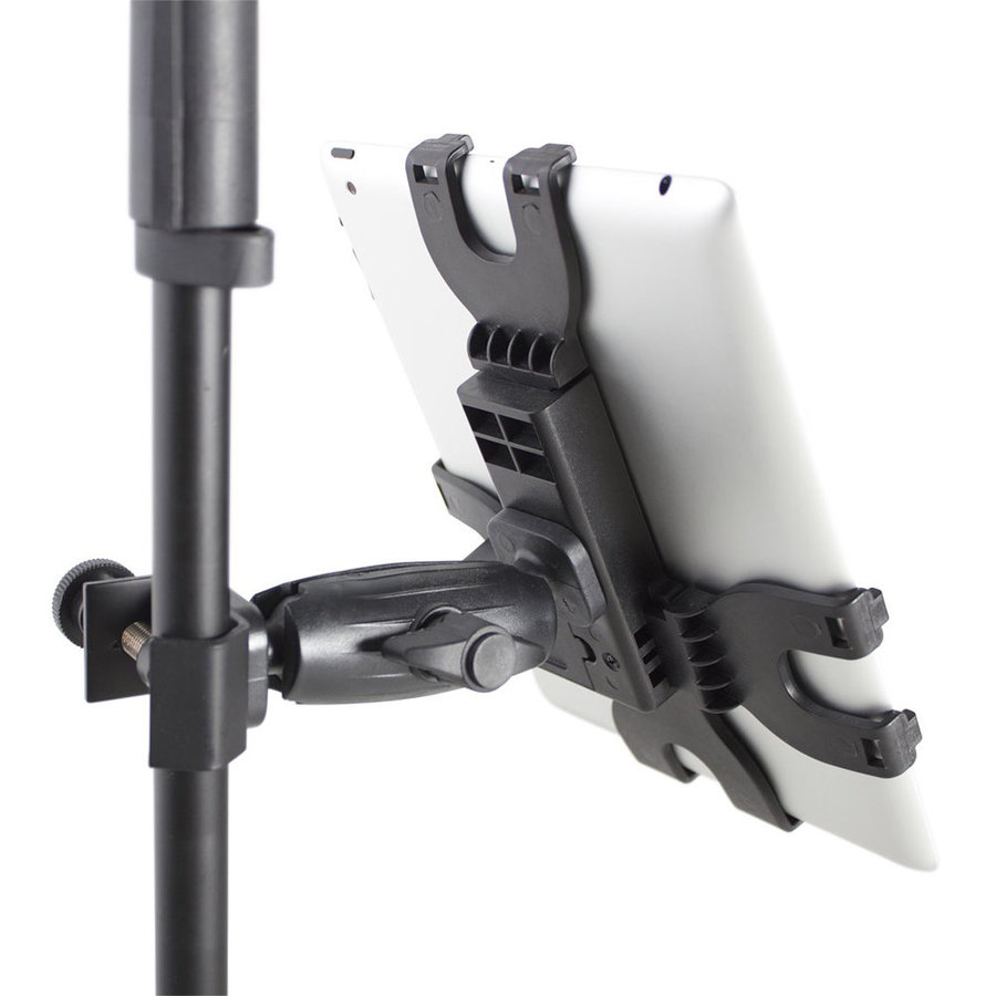 View larger image of Gator iPad Tablet Tray with Adjustable Clamp
