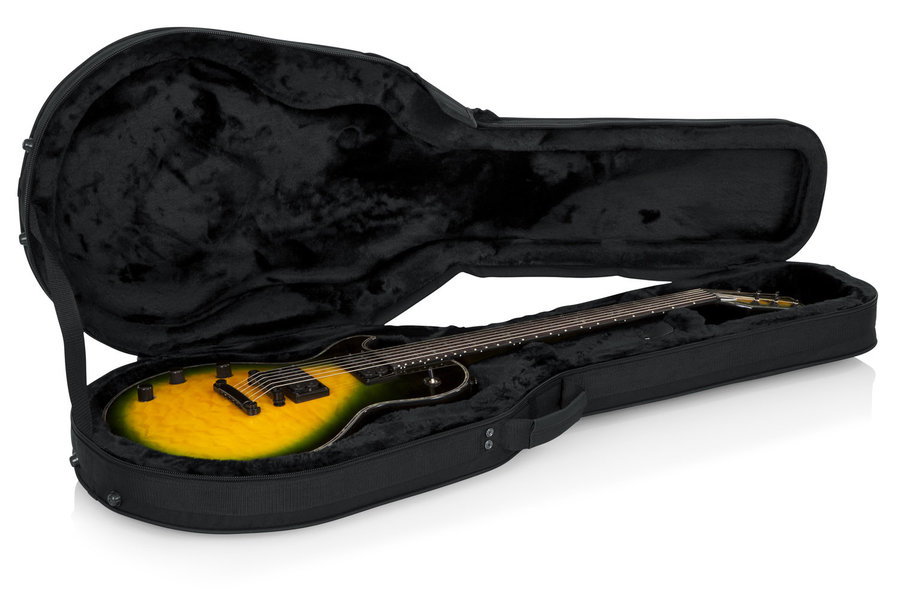 View larger image of Gator Lightweight Case for Gibson Les Paul Guitar