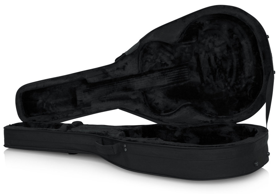 View larger image of Gator Lightweight Case for Jumbo Acoustic Guitar