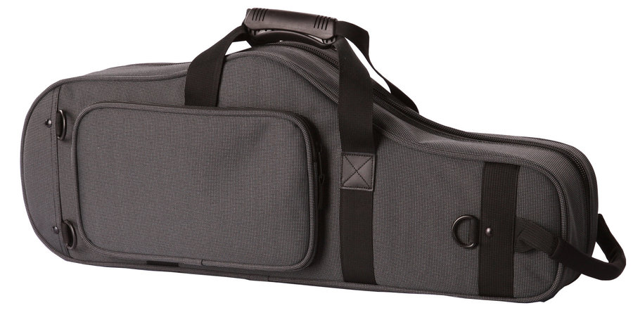 View larger image of Gator Lightweight Case with Mouthpiece Storage for Alto Saxophone
