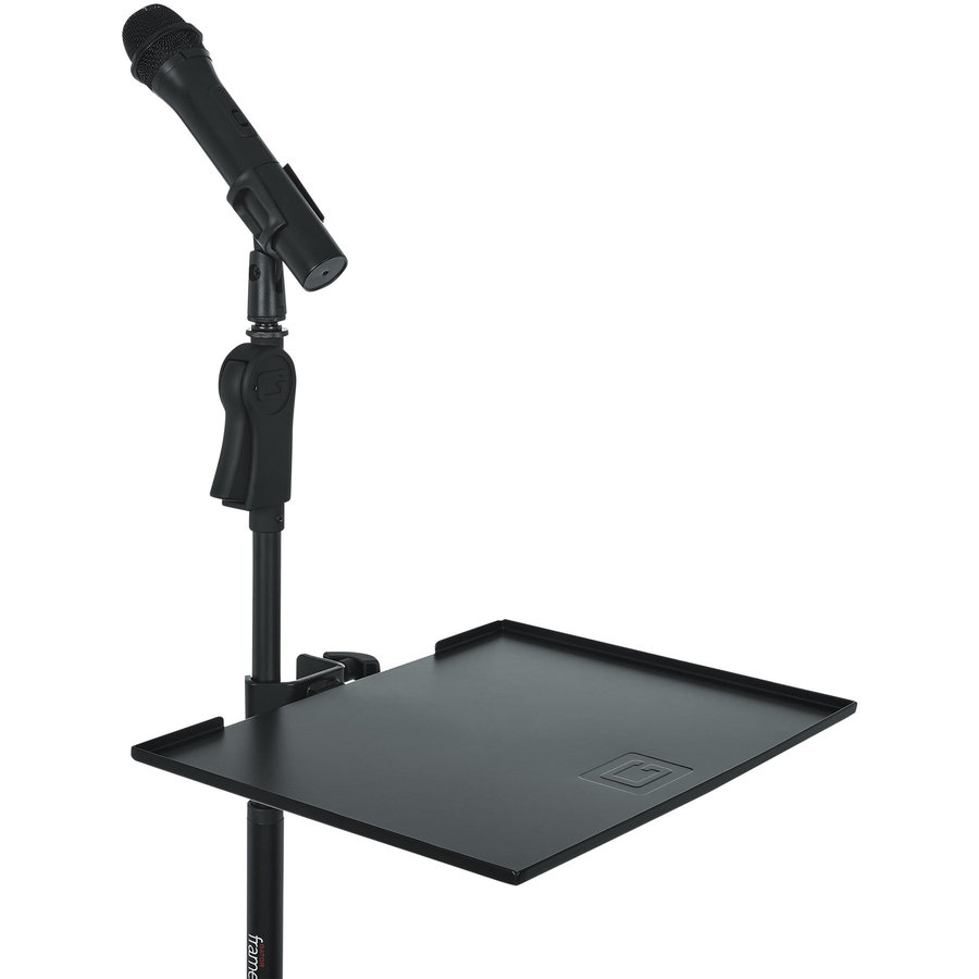 View larger image of Gator Microphone Accessory Shelf