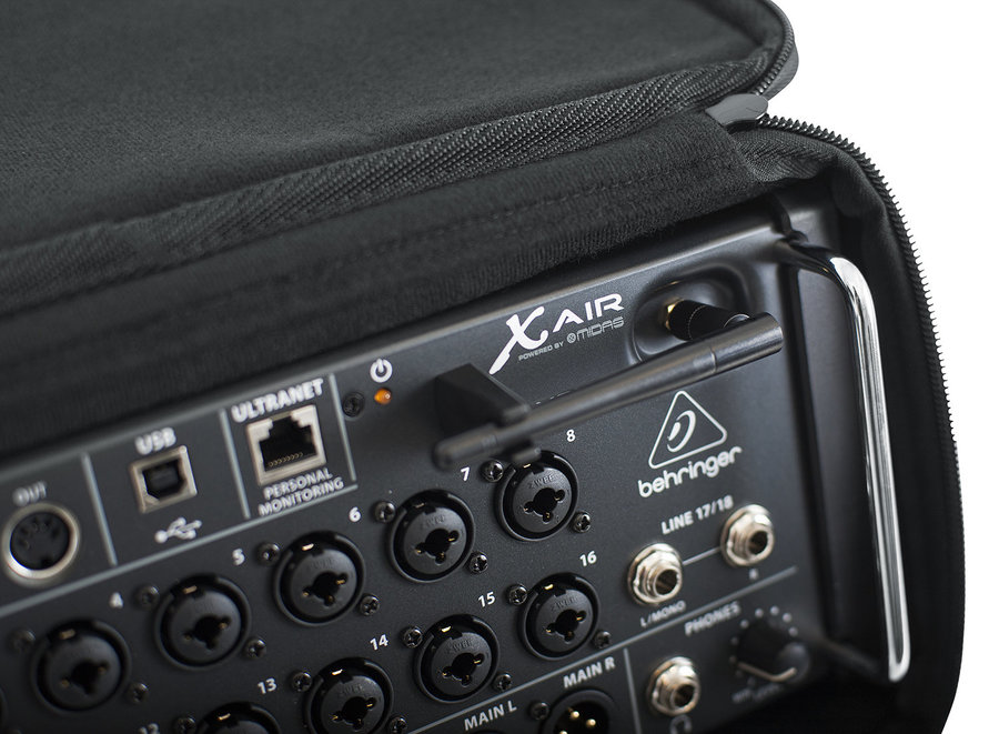 View larger image of Gator Padded Carry Bag for X Air Series Mixers