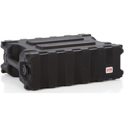 Gator Pro Series Deep Molded Audio Rack Case - 13, 3U