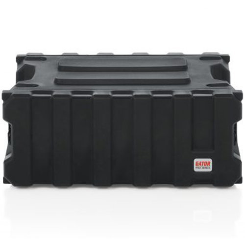 View larger image of Gator Pro Series Deep Molded Audio Rack Case - 13, 4U