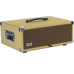 Gator Retro Rack Vintage Amp Vibe Rack Case - 3U, Tweed