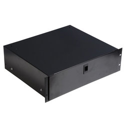 Gator Shallow 4U Rack Drawer - 10 Deep
