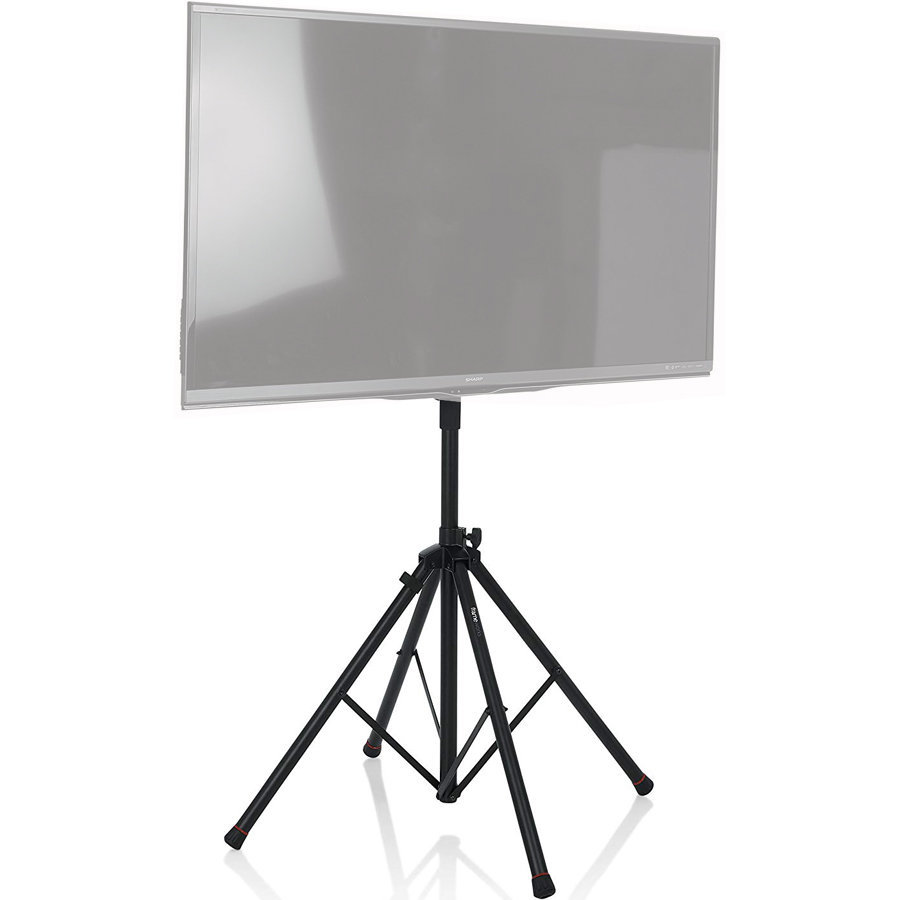 View larger image of Gator Standard Quadpod LCD/LED Stand