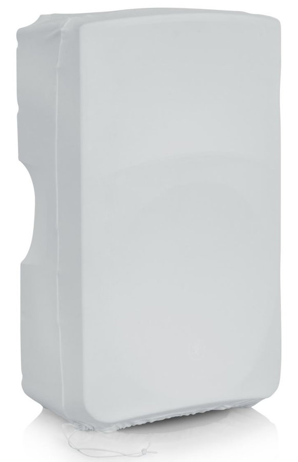 View larger image of Gator Stretchy Speaker Cover - 15, White