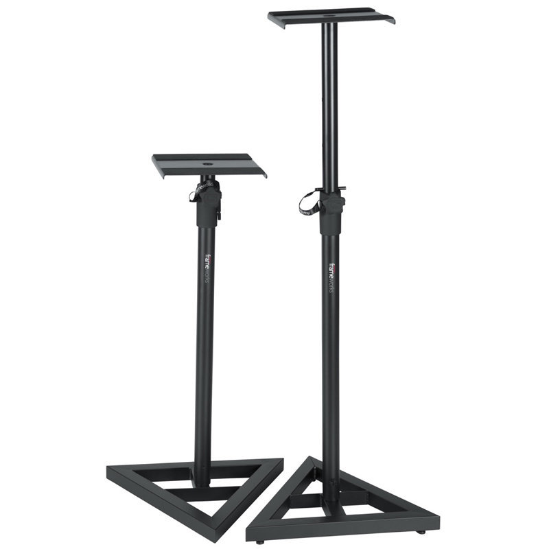 View larger image of Gator Studio Monitor Stands - Pair