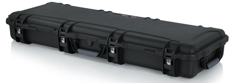 View larger image of Gator Titan Road Case for Single-Cutaway Electric Guitars