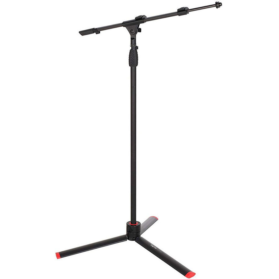 View larger image of Gator Tripod Microphone Stand with Boom