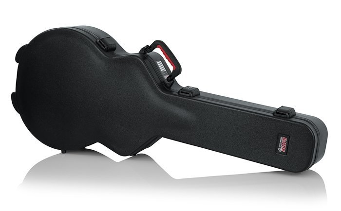 View larger image of Gator TSA ATA Molded Case for Gibson 335/Semi-Hollow Electric Guitars