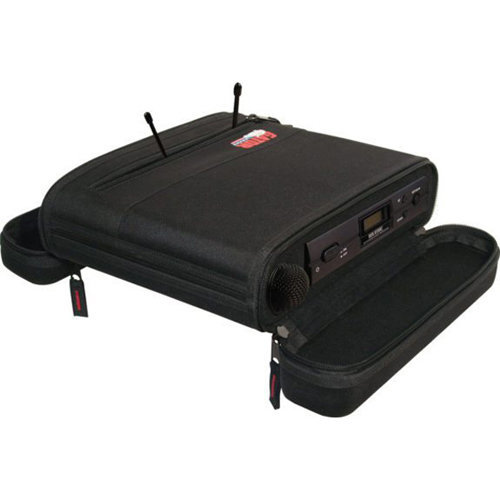 View larger image of Gator Wireless Microphone System Gig Bag