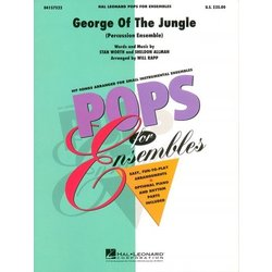 George of the Jungle - Percussion Ensemble