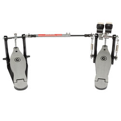 Gibraltar 4711SC-DB Chain-Drive Double Bass Drum Pedal