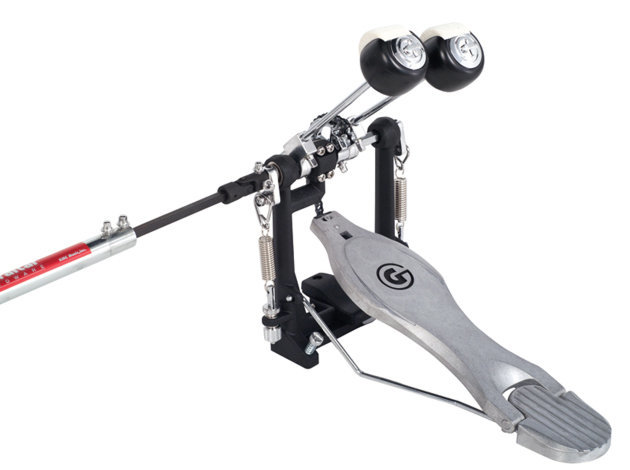 View larger image of Gibraltar 5711DB Single Chain CAM Drive Double Bass Drum Pedal