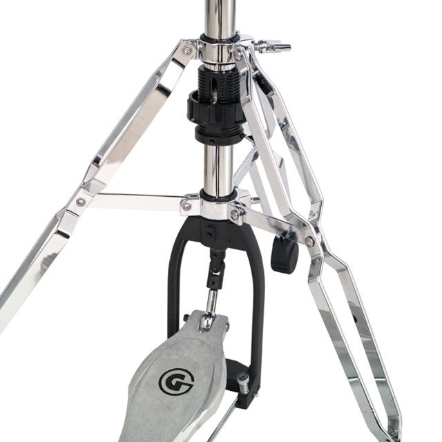 View larger image of Gibraltar 6707 Pro Double Braced Hi-Hat Stand