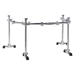 Gibraltar GCS-450C 4-Post Curved Rack with Wings