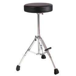 Gibraltar GGS10S Short Stool with Round Seat