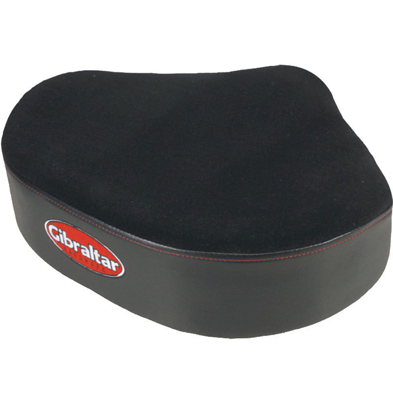 View larger image of Gibraltar Oversized Motorcycle Style Seat Top for Drum Throne
