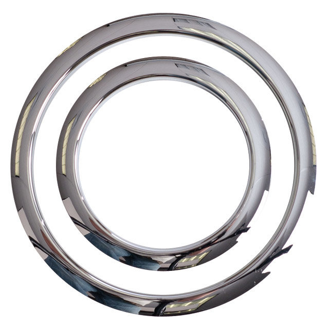 View larger image of Gibraltar SC-GPHP-4C Port Hole Protector  - Chrome, 4