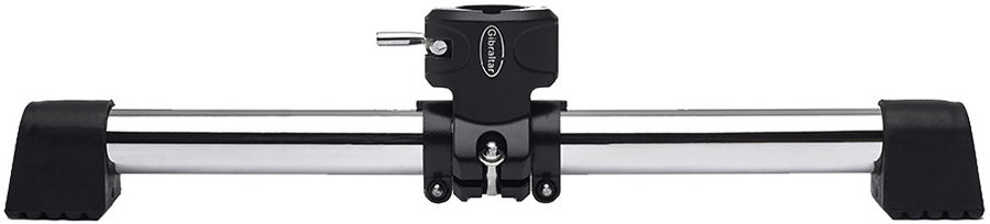 View larger image of Gibraltar SC-GRSQCLTLA Gib Road Series Quick Clampo Long T-Leg Assembly - Black
