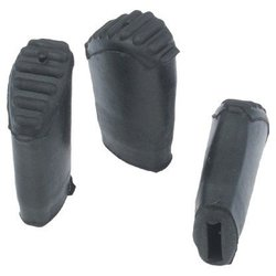 Gibraltar SC-PC13 Rubber Drum Feet - Small, 3 Pack