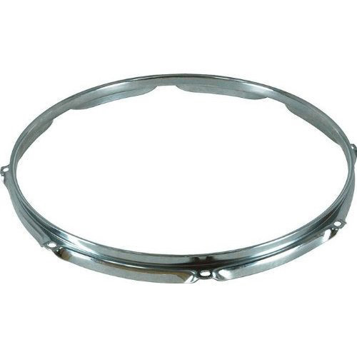 View larger image of Gibraltar Snare Batter Side Hoop - 14, 8-Lug