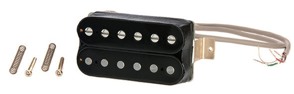 View larger image of Gibson 500T Super Ceramic Humbucker Pickup - Double Black