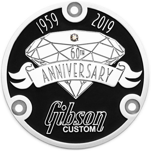 View larger image of Gibson 60th Anniversary 1959 Les Paul Standard - Factory Burst