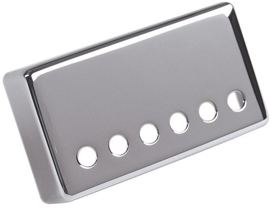 View larger image of Gibson Bridge Humbucker Cover - Chrome