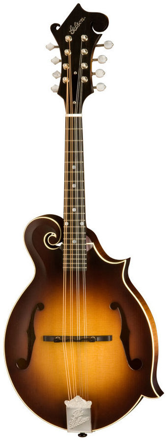 View larger image of Gibson F-9 F-Style Mandolin - Vintage Brown