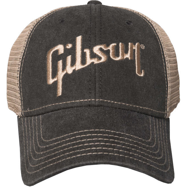 View larger image of Gibson Faded Denim Snapback Hat