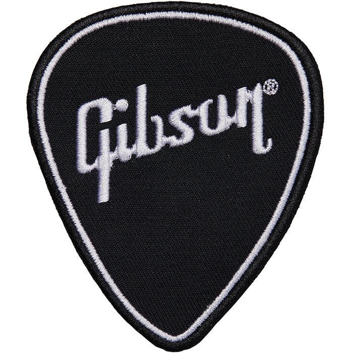 View larger image of Gibson Guitar Pick Patch