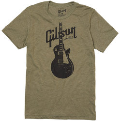 Gibson Les Paul T-Shirt - Extra Small