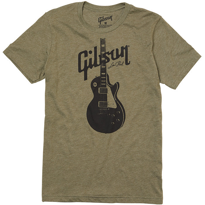 View larger image of Gibson Les Paul T-Shirt - Large