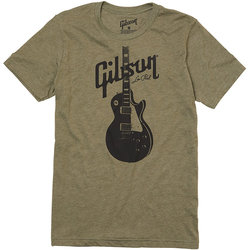 Gibson Les Paul T-Shirt - Medium