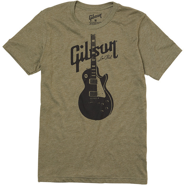 View larger image of Gibson Les Paul T-Shirt - Small