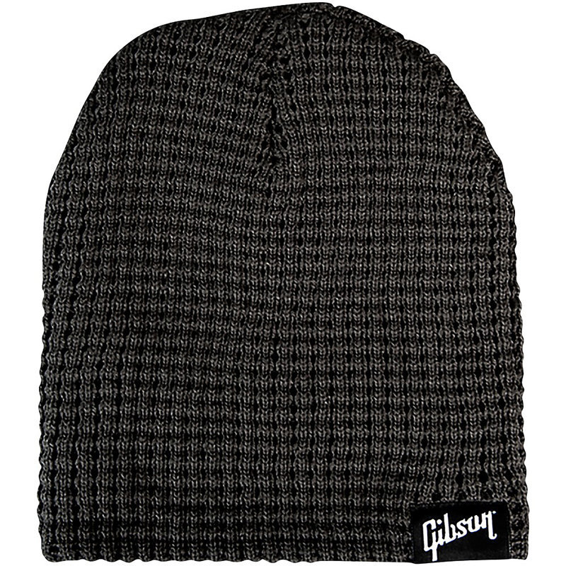 View larger image of Gibson Logo Beanie - Charcoal