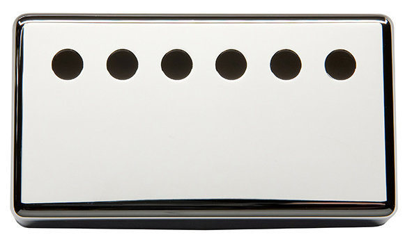 View larger image of Gibson Neck Humbucker Cover - Chrome