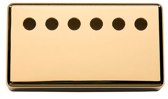 View larger image of Gibson Neck Humbucker Cover - Gold