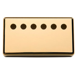 Gibson Neck Humbucker Cover - Gold